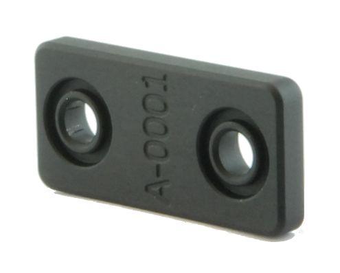 Spuhr 4mm Abstandhalter für Spuhr Montagen