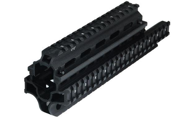 UTG Saiga 7,62x39mm Quad Rail